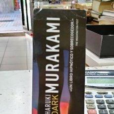 Coleccionismo Marcapáginas: MARCAPAGINAS MURAKAMI MAXI TUSQUETS PELIN ARRUGADO POR ARRIBA. Lote 194584446
