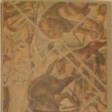 Coleccionismo Marcapáginas: MARCAPÁGINAS V R O.VILLA ROMANA LA OLMEDA-2020-. Lote 194628591