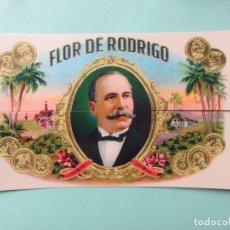 Coleccionismo Marcapáginas: PUZLE FLOR DE RODRIGO . Lote 194638050