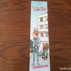 Coleccionismo Marcapáginas: MARCAPAGINAS GULF STREAM. Lote 194735836