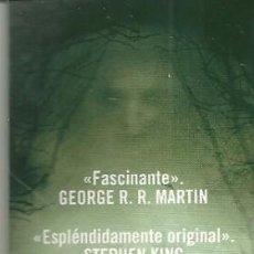 Coleccionismo Marcapáginas: MARCAPÁGINAS. NOCTURNA EDICIONES. THOMAS OLDE HEUVELT. HEX. Lote 194860847