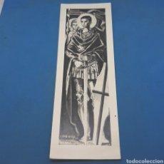 Coleccionismo Marcapáginas: (C-MOG.01) MARCAPAGINA RELIGIOSA. Lote 194938005