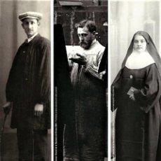 Coleccionismo Marcapáginas: COMPLETE SET. 10 BOOKMARKS. VINTAGE PHOTOGRAPHS. DIPUTACIÓ DE GIRONA. . Lote 194951911