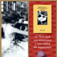 Coleccionismo Marcapáginas: MARCAPÁGINAS – EDITORIAL SALAMANDRA HABLAME DE TI CARTA A MATILDA. Lote 195334126