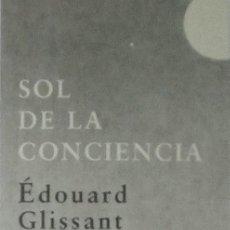 Coleccionismo Marcapáginas: MARCAPÁGINAS EDITORIAL EL COBRE-SOL DE LA CONCIENCIA-. Lote 195382781