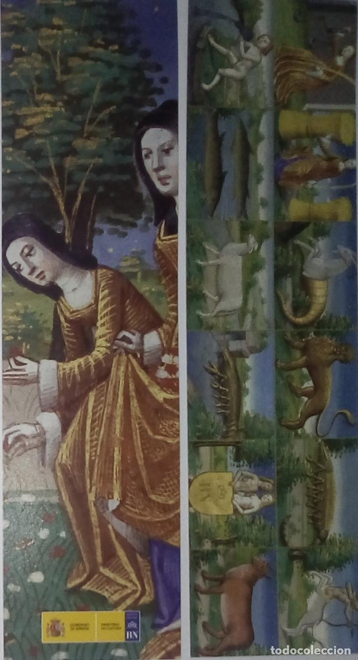 MARCAPÁGINAS BIBLIOTECA NACIONAL DE ESPAÑA- (Coleccionismo - Marcapáginas)