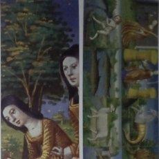 Coleccionismo Marcapáginas: MARCAPÁGINAS BIBLIOTECA NACIONAL DE ESPAÑA-. Lote 195387893