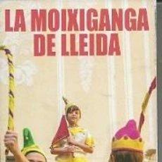 Coleccionismo Marcapáginas: MARCAPAGINAS. FESTES DE LLEIDA. LA MOIXIGANGA DE LLEIDA. Lote 195432661