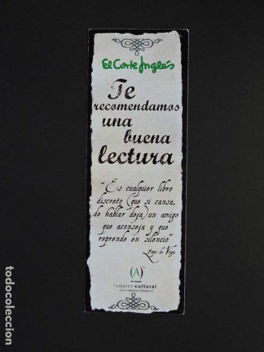 Coleccionismo Marcapáginas: MARCAPÁGINAS - SALAMANDRA - HIJOS DEL ANCHO MUNDO - Foto 2 - 196326883