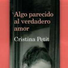 Coleccionismo Marcapáginas: MARCAPÁGINAS DE EDITOR DE ROCA ALGO PARECIDO AL VERDADERO AMOR . Lote 196779182