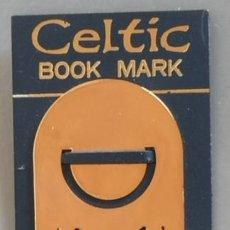 Coleccionismo Marcapáginas: MARCAPAGINAS, CELTIC BOOK MARK SEA GEMS REF-1 METALICO. Lote 197631541