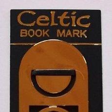 Coleccionismo Marcapáginas: MARCAPAGINAS, CELTIC BOOK MARK SEA GEMS REF-5 METALICO. Lote 197673352