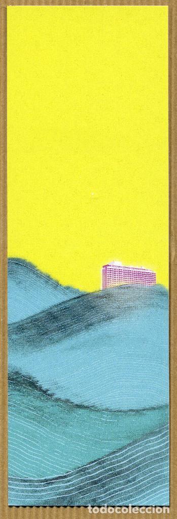 MARCAPÁGINAS – EDITORIAL SALAMANDRA 352 (Coleccionismo - Marcapáginas)