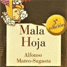 Coleccionismo Marcapáginas: MARCAPAGINAS EDITORIAL REINO DE CORDELIA MALA HOJA. Lote 199119046