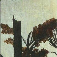 Coleccionismo Marcapáginas: MARCAPÁGINAS FRANCISCO DE ZURBARAN ( SAN ANTONIO ABAD ) - MUSEO THYSSEN BORNEMISZA. Lote 205614472