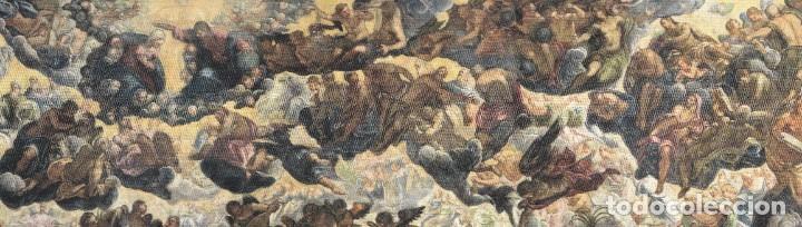 MARCAPÁGINAS TINTORETO ( EL PARAISO ) - MUSEO THYSSEN BORNEMISZA (Coleccionismo - Marcapáginas)