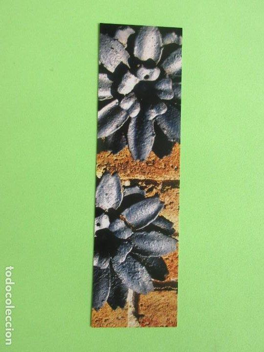 MARCAPAGINAS CAIXA FORUN EXPOSICIÓN RAFAEL VARGAS (Coleccionismo - Marcapáginas)
