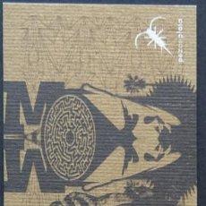 Coleccionismo Marcapáginas: MARCAPÁGINAS MEMORIAS DE UN MAGNETIZADOR. Lote 213116868