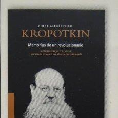 Coleccionismo Marcapáginas: MARCAPÁGINAS KROPOTKIN-GOZZANO KRK. Lote 213287937