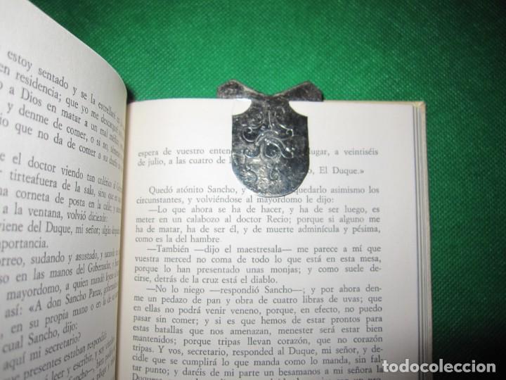 Coleccionismo Marcapáginas: Marca páginas marcapáginas metal plateado - Foto 2 - 214648028