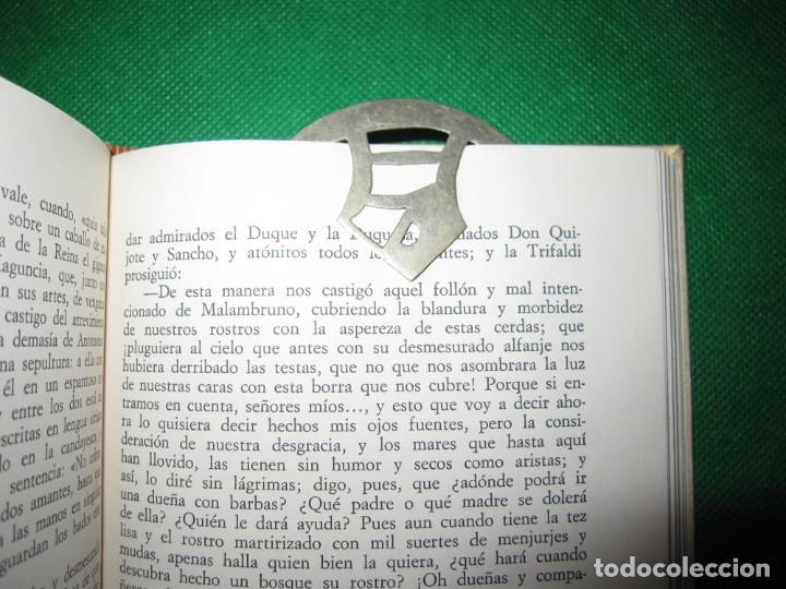 Coleccionismo Marcapáginas: Marca páginas marcapáginas metal plateado - Foto 2 - 214695695