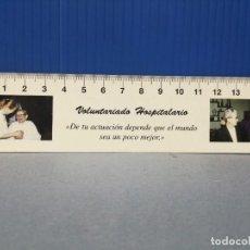 Coleccionismo Marcapáginas: PUNTO DE LIBRO HERMANITAS DE LOS POBRES METRO. Lote 218165186