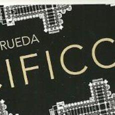 Coleccionismo Marcapáginas: MARCAPÁGINAS. LLUIS RUEDA. LUCIFICCIÓN. Lote 218247671