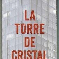 Coleccionismo Marcapáginas: MARCAPÁGINAS. CROSS BOOKS. FRAN CIARO. LA TORRE DE CRISTAL. Lote 218248096