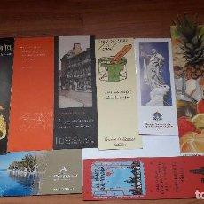 Coleccionismo Marcapáginas: VARIOS MARCA LIBROS , SANTUARIO DEL SAGRADO CORAZON DE JESUS GIJON , HARRY POTTER , Y OTROS VER. Lote 219013448