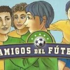 Collectionnisme Marque-pages: MARCAPAGINAS. SUSAETA. AMIGOS DEL FÚTBOL. Lote 221499028