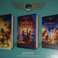 Collectionnisme Marque-pages: MARCAPÁGINAS EDITORIAL MONTENA.RICK RIORDAN-. Lote 221562371