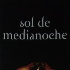 Collectionnisme Marque-pages: MARCAPÁGINAS EDITORIAL ALFAGUARA, SOL DE MEDIANOCHE.STEPHENIE MEYER-. Lote 221726568