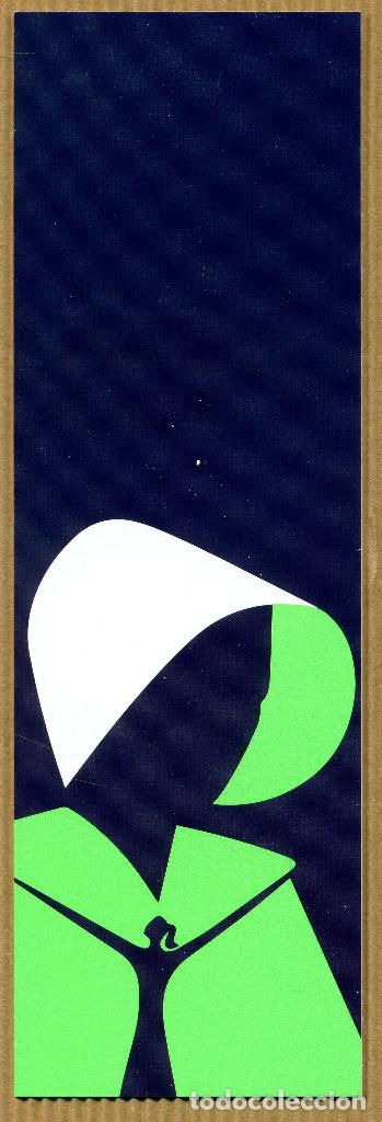 MARCAPÁGINAS – EDITORIAL. SALAMANDRA Nº 357 (Coleccionismo - Marcapáginas)