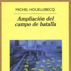 Coleccionismo Marcapáginas: MARCAPAGINAS POSTAL ANAGRAMA - AMPLIACION DEL CAMPO DE BATALLA. Lote 222391237