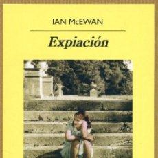 Coleccionismo Marcapáginas: MARCAPAGINAS POSTAL ANAGRAMA - EXPIACION. Lote 222391332