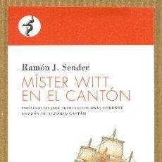 Coleccionismo Marcapáginas: MARCAPÁGINAS CONTRASEÑA EDITORIAL MISTER WITT EN EL CANTON. Lote 227241915