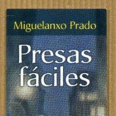 Coleccionismo Marcapáginas: MARCAPÁGINAS EDITORIAL NORMA - PRESAS FACILES. Lote 227243899