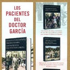 Coleccionismo Marcapáginas: MARCAPÁGINAS TUSQUETS - ALMUDENA GRANDE. Lote 227268530