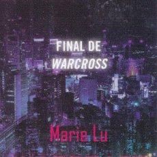 Coleccionismo Marcapáginas: MARCAPAGINAS: WARDRAFT - EDITORIAL NOCTURNA. Lote 236570445