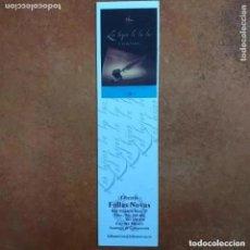 Coleccionismo Marcapáginas: MARCAPAGINAS FOLLAS NOVAS. LOS HIJOS DE LA LUZ. CESAR VIDAL.. Lote 232221760