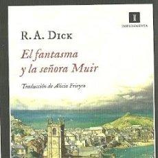 Collectionnisme Marque-pages: MARCAPÁGINAS. IMPEDIMENTA. R. A. DICK. EL FANTASMA Y LA SEÑORA MUIR. Lote 278804273