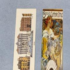 Colecionismo Marcadores de página: MARCAPÁGINAS - PUNTO DE LIBRO. LOTE 2. Lote 235603435