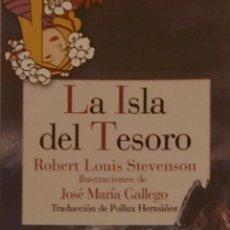 Coleccionismo Marcapáginas: MARCAPÁGINAS EDITORIAL REINO DE CORDELIA.- LA ISLA DEL TESORO-ROBERT LOUIS STEVEVENSON.. Lote 243339060
