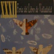 Coleccionismo Marcapáginas: MARCAPÁGINAS FERIA DEL LIBRO VALLADOLID XXXII-1997-. Lote 244614150