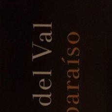 Coleccionismo Marcapáginas: MARCAPÁGINAS EDITORIAL ESPASA.DEL PARAISO.JUAN DEL VAL-. Lote 244616275