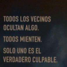 Coleccionismo Marcapáginas: MARCAPÁGINAS EDITORIAL GRIJALBO.EL OSCURO ADIOS DE TERESA LANZA.. Lote 244616620