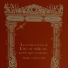 Coleccionismo Marcapáginas: MARCAPÁGINAS EDITORIAL TAURUS.MARCO AURELIOT POSTAL. Lote 244644825