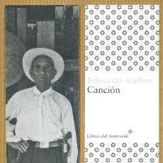 Coleccionismo Marcapáginas: MARCAPÁGINAS EDITORIAL - LIBROS DEL ASTEROIDE CANCION. Lote 245313980