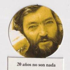 Coleccionismo Marcapáginas: MARCAPÁGINAS DE EDICIÓN DE PUNTO DE LECTURA SABIA ELECCIÓN 20 AÑOS NO SON NADA. Lote 252963160