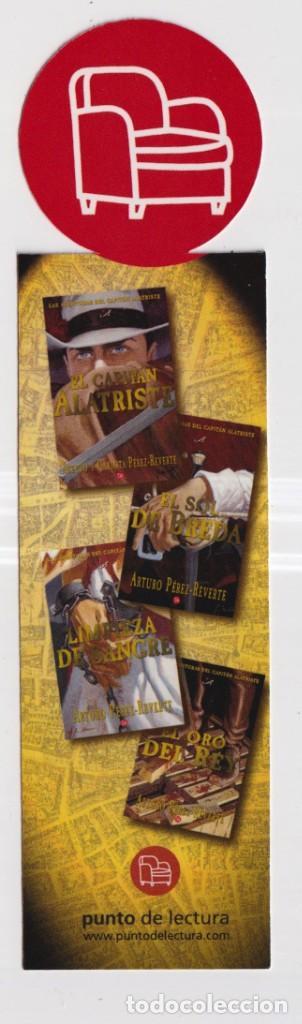 MARCAPÁGINAS DE EDICIÓN DE PUNTO DE LECTURA VUESTRAS MERCEDES LO MERECÍAN (Coleccionismo - Marcapáginas)